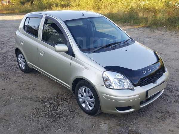 Toyota Vitz, 2002 год, 260 000 руб.