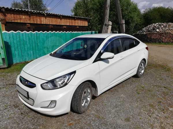 Hyundai Accent, 2011 год, 505 011 руб.
