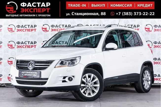 Volkswagen Tiguan, 2008 год, 659 000 руб.