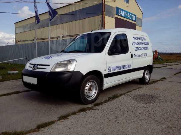 Peugeot Partner Origin, 2011 год, 200 000 руб.