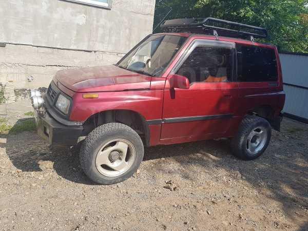 Suzuki Escudo, 1994 год, 300 000 руб.