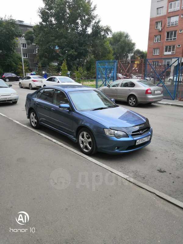 Subaru Legacy B4, 2004 год, 440 000 руб.