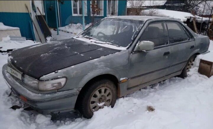 Nissan Bluebird, 1991 год, 70 000 руб.