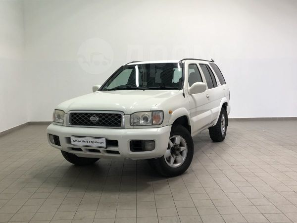Nissan Terrano, 2000 год, 320 000 руб.