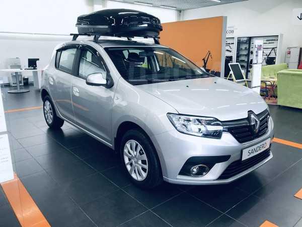 Renault Sandero, 2019 год, 691 357 руб.