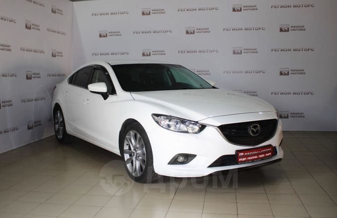 Mazda Mazda6, 2014 год, 984 900 руб.