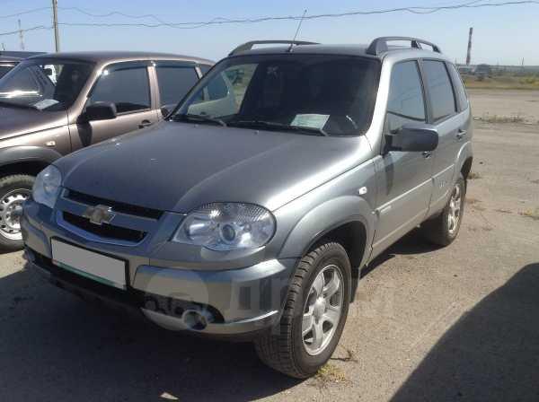 Chevrolet Niva, 2011 год, 343 000 руб.