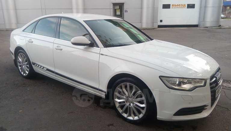 Audi A6, 2012 год, 1 199 000 руб.