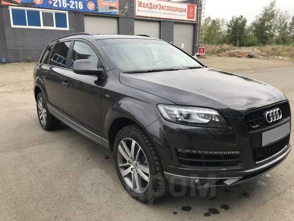 Audi Q7, 2012 год, 1 750 000 руб.