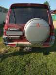 Mitsubishi Montero, 2002 год, 460 000 руб.