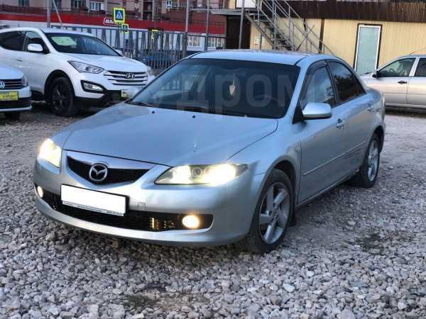 Mazda Mazda6, 2005 год, 282 000 руб.