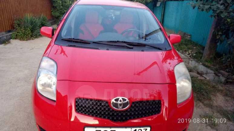 Toyota Yaris, 2007 год, 330 000 руб.