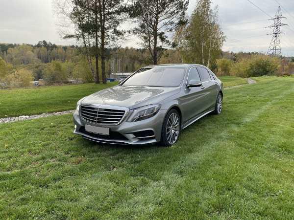 Mercedes-Benz S-Class, 2013 год, 3 150 000 руб.