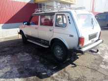 Хабаровск 4x4 2131 Нива 2011