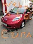 Nissan Leaf, 2011 год, 383 000 руб.