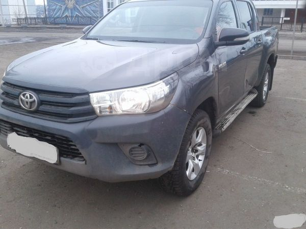 Toyota Hilux Pick Up, 2015 год, 1 638 386 руб.