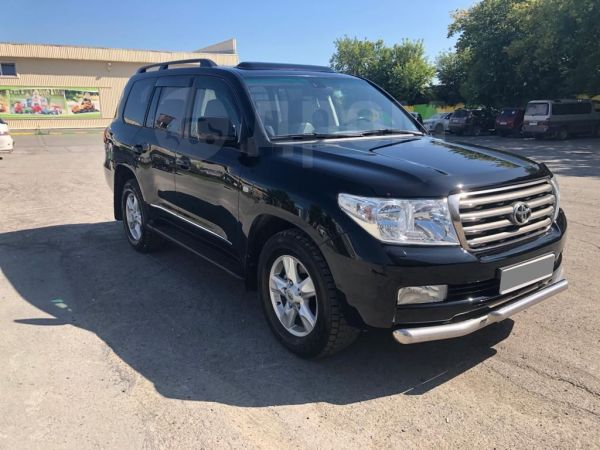 Toyota Land Cruiser, 2010 год, 2 030 000 руб.