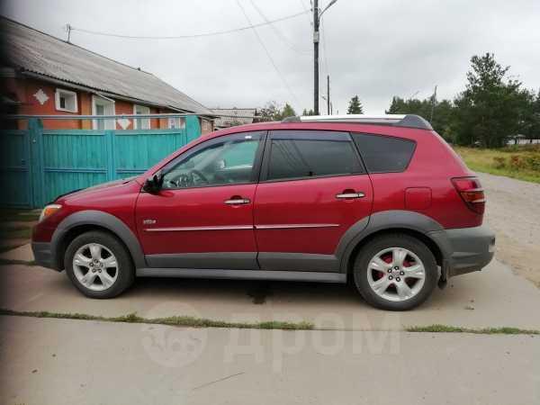 Pontiac Vibe, 2005 год, 445 000 руб.