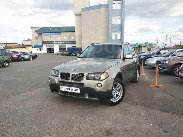 BMW X3, 2007 год, 423 000 руб.