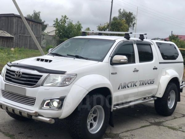 Toyota Hilux Pick Up, 2013 год, 2 120 000 руб.