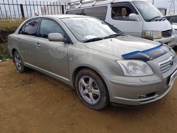 Toyota Avensis, 2005 год, 450 000 руб.