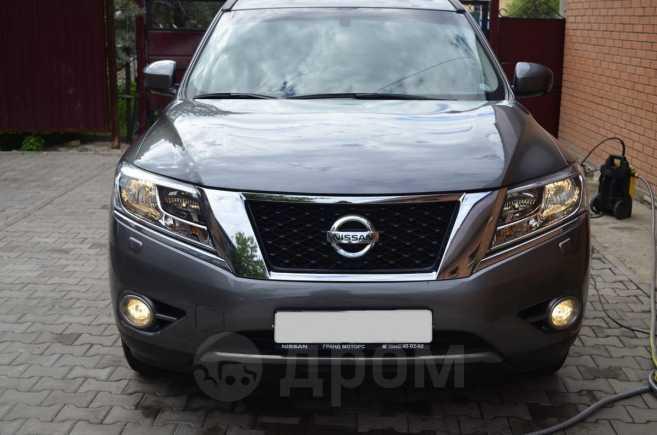 Nissan Pathfinder, 2014 год, 1 650 000 руб.