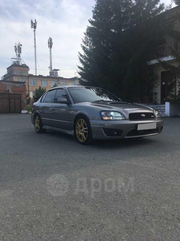 Subaru Legacy B4, 2002 год, 400 000 руб.