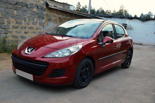 Peugeot 207, 2009 год, 330 000 руб.