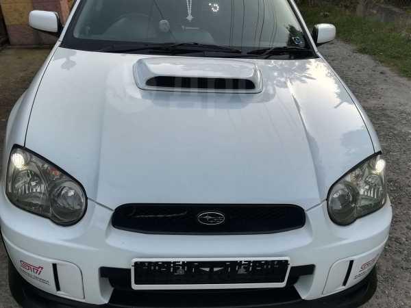Subaru Impreza WRX STI, 2002 год, 580 000 руб.