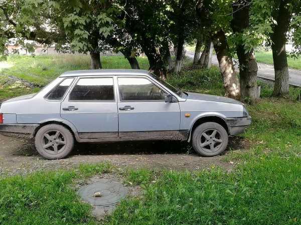 Лада 21099, 1994 год, 21 000 руб.