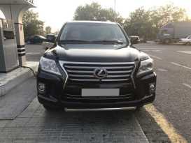 Надым Lexus LX570 2012