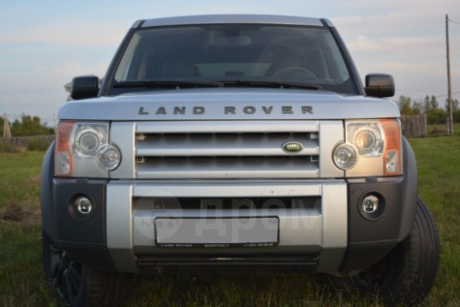 Land Rover Discovery, 2006 год, 890 000 руб.