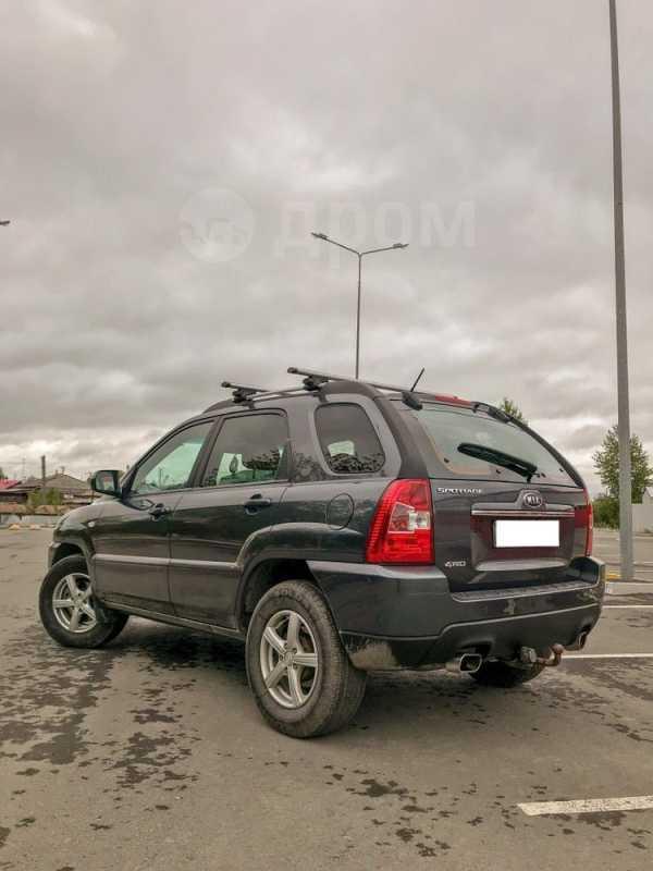 Kia Sportage, 2010 год, 540 000 руб.