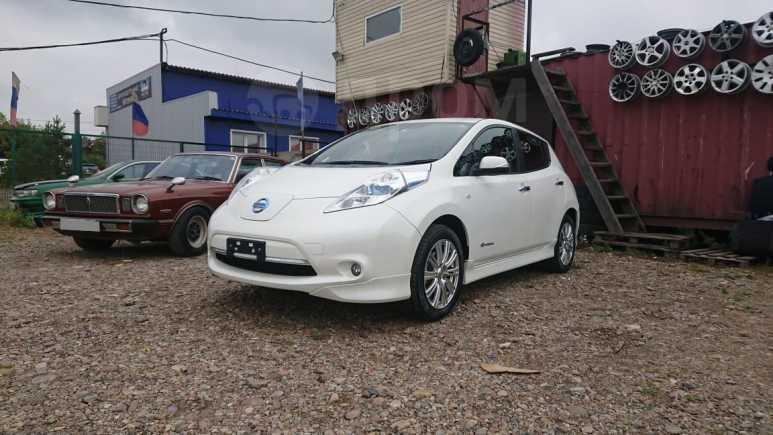 Nissan Leaf, 2013 год, 589 000 руб.