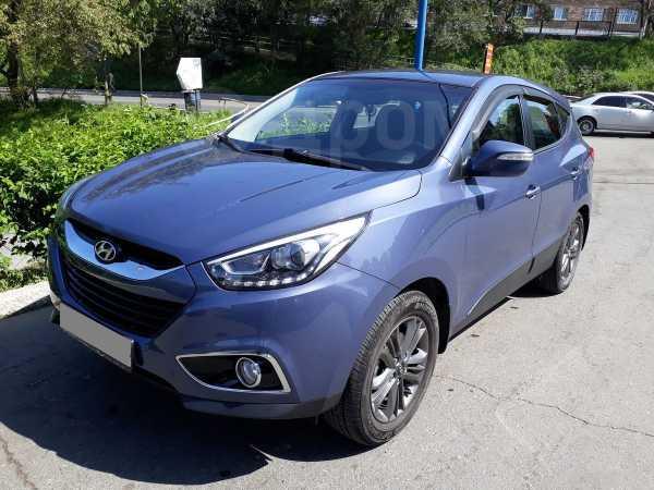 Hyundai ix35, 2014 год, 938 000 руб.
