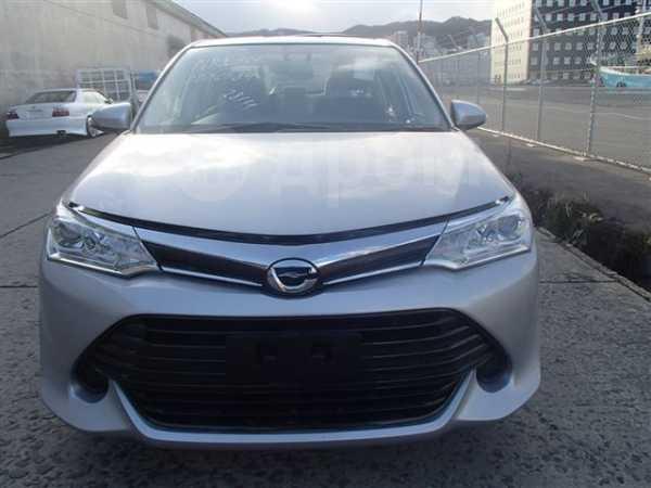 Toyota Corolla Axio, 2015 год, 775 000 руб.