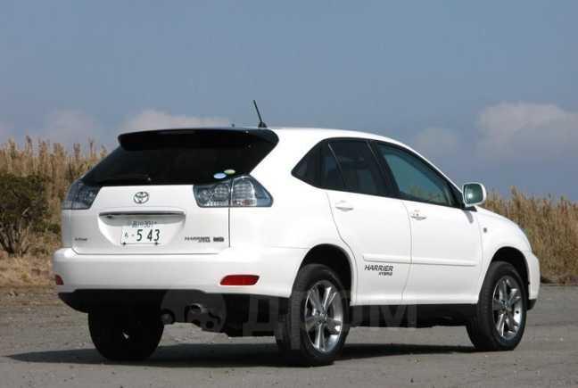 Toyota Harrier, 2005 год, 430 000 руб.