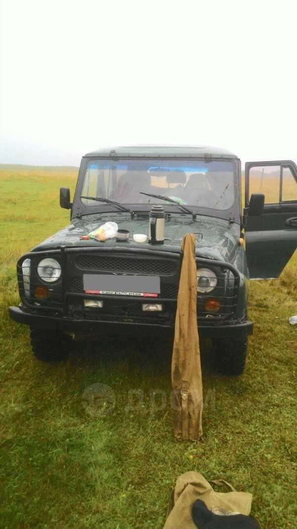 УАЗ 469, 1984 год, 110 000 руб.