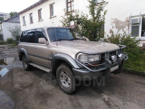 Toyota Land Cruiser, 1996 год, 599 999 руб.