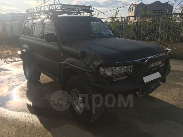 Toyota Land Cruiser, 1997 год, 1 100 000 руб.