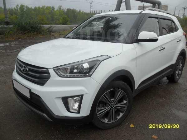 Hyundai Creta, 2017 год, 1 120 000 руб.