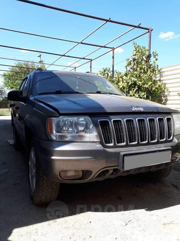 Jeep Grand Cherokee, 2003 год, 350 000 руб.