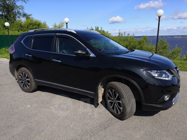 Nissan X-Trail, 2015 год, 1 130 000 руб.