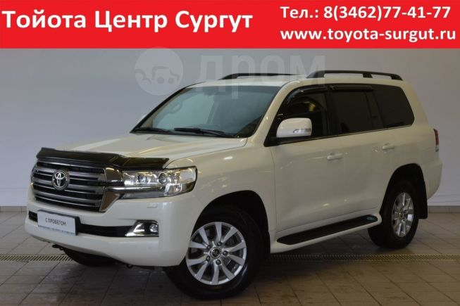 Toyota Land Cruiser, 2015 год, 3 035 000 руб.