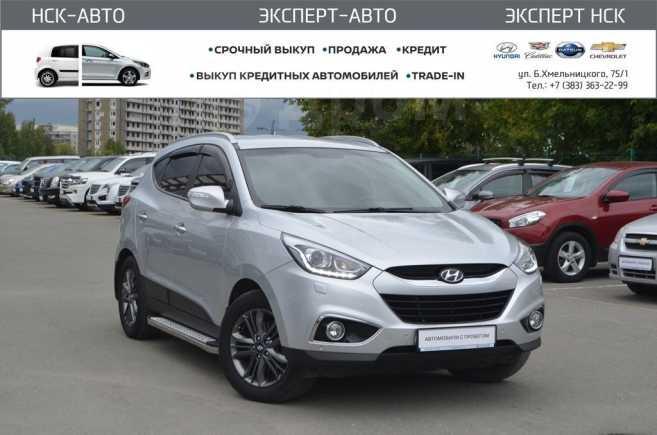 Hyundai ix35, 2014 год, 1 040 000 руб.
