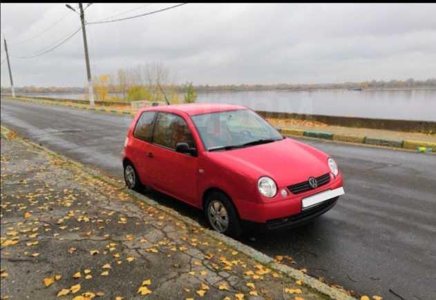 Volkswagen Lupo, 2001 год, 150 000 руб.