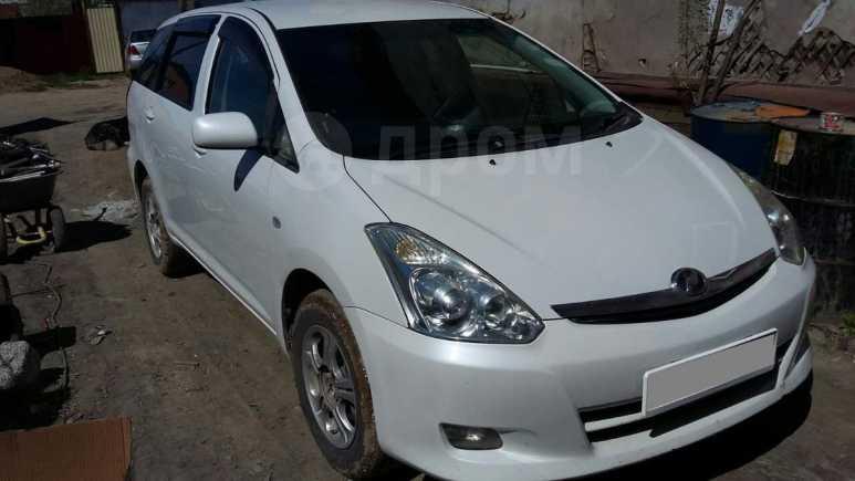 Toyota Wish, 2006 год, 600 000 руб.