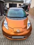 Nissan Leaf, 2015 год, 860 000 руб.