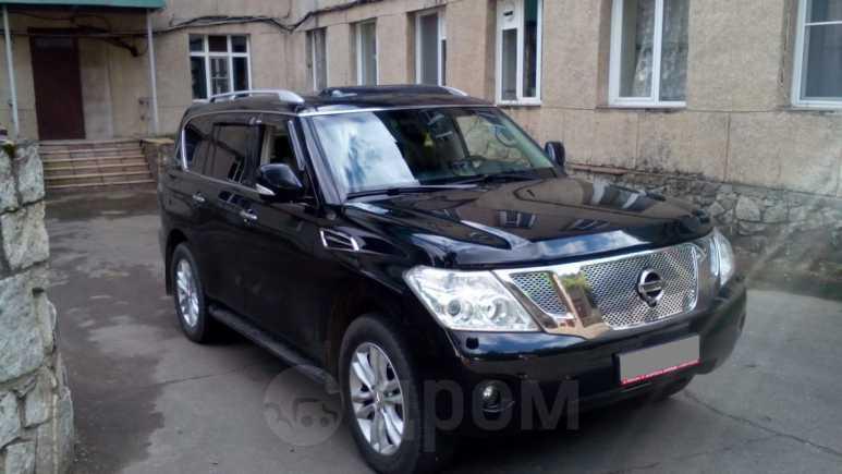 Nissan Patrol, 2011 год, 1 470 000 руб.
