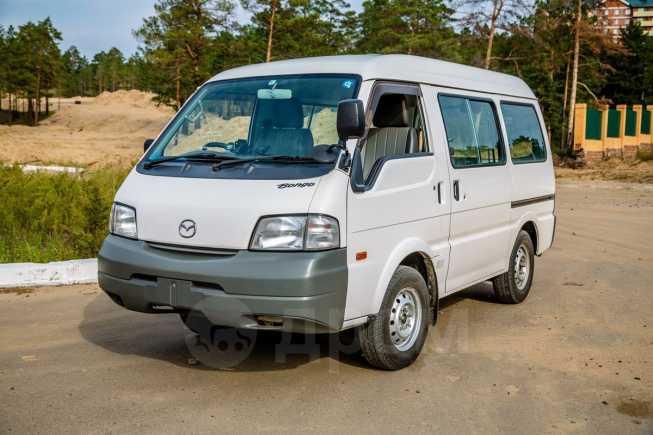 Mazda Bongo, 2013 год, 750 000 руб.